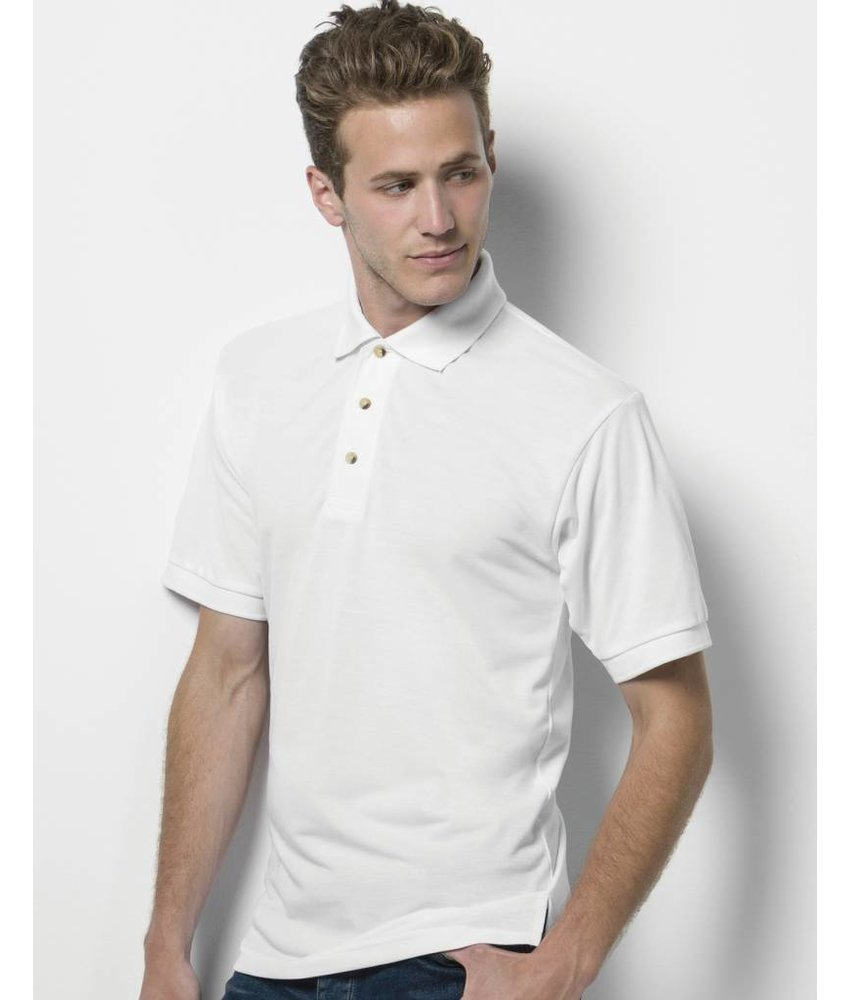 "Xpres Subli Polo Adults ""White"