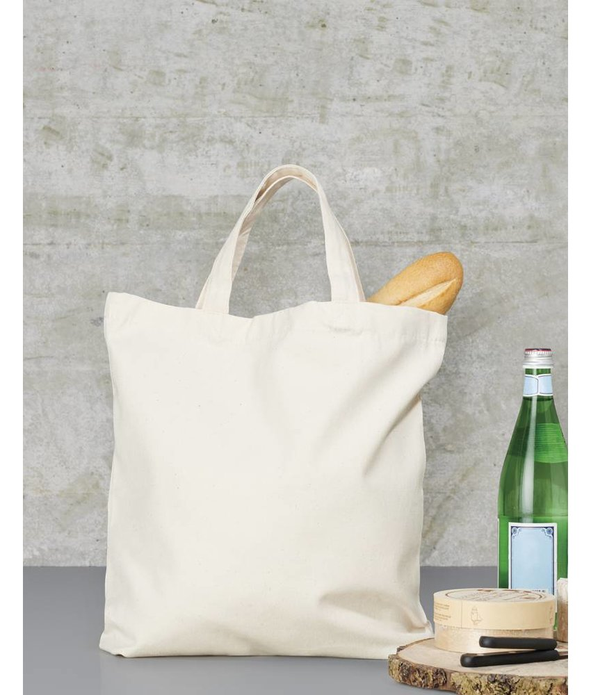 Bags by Jassz | 603.57 | CC-3842-SH | Classic Canvas Tote SH