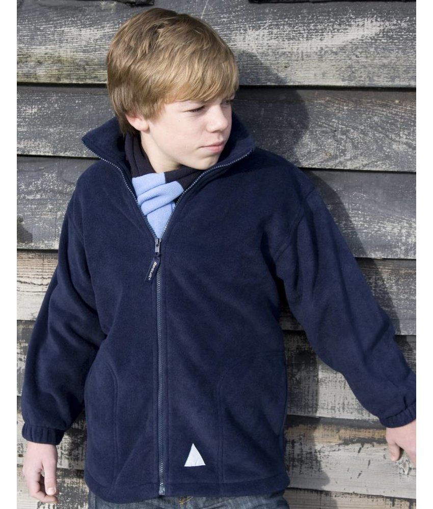 Result Kids Fleece Jacket