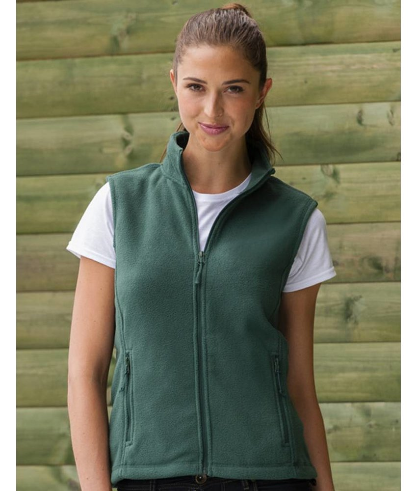 Russell Ladies Gilet Outdoor Fleece