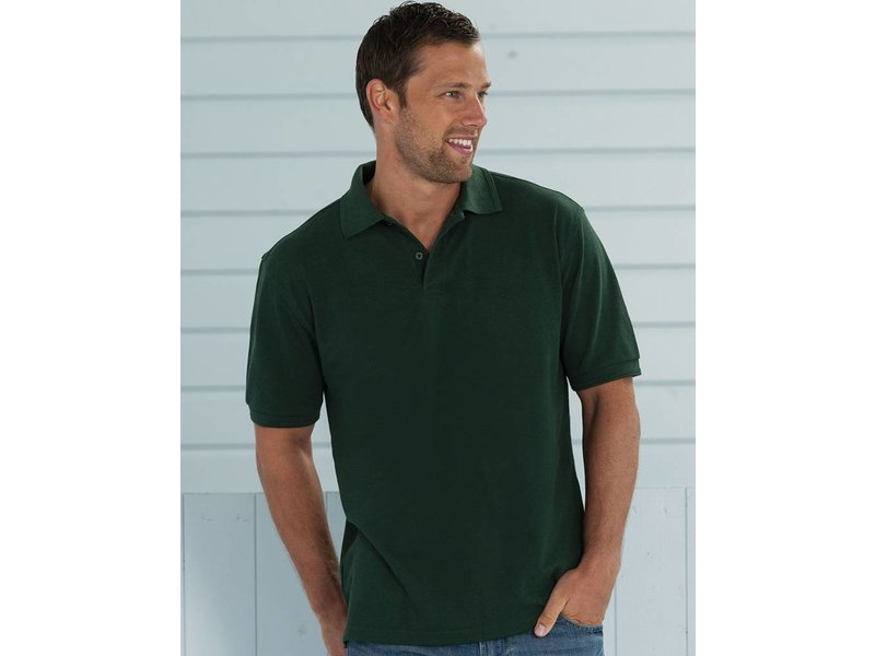 Russell Hard Wearing Polo - up to 4XL