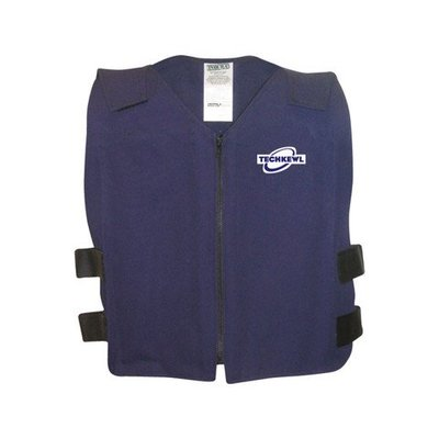 HyperKewl - TechKewl & Coolpax ECONOMY Fire resistant cooling vest including Water-based Cooling Inserts