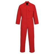 Portwest CE Safe-Welder ™ - Overall -C030 - Red