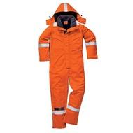 Portwest FR Antistatische Winteroverall -FR53 - Orange