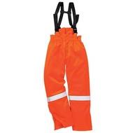 Portwest FR Antistatische Wintertuinbroek -FR58 - Orange