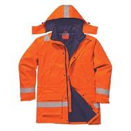 Portwest FR Antistatische Winterjas -FR59 - Orange