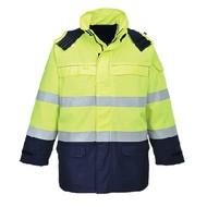 Portwest Bizflame Arc hogezichtbaarheids multi-normen jack -FR79 - YeNa