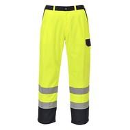 Portwest Hi-Vis Bizflame Pro Broek -FR92 - Yellow