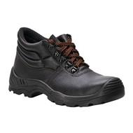 Portwest Steelite ™ Protector Plus Schoen half hoog S1P HRO -FW08 - Black