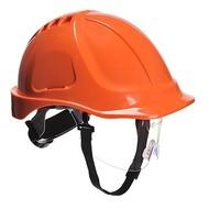 Portwest Endurance Plus Helm met Vizier -PW54 - Orange