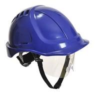Portwest Endurance Plus Helm met Vizier -PW54 - Royal