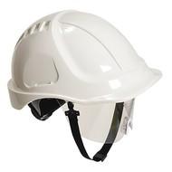 Portwest Endurance Plus Helm met Vizier -PW54 - White