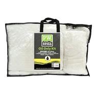 Portwest PW Spill 50 liter alleen olie kit -SM61 - White