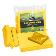 Portwest PW Spill 20 liter Chemische Kit -SM90 - Yellow