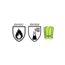 Werkkleding - Vlamvertragend & Hoge zichtbaarheid & Chemisch resistent