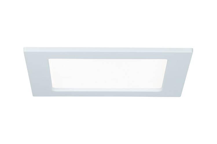 Paulmann Einbaupanel LED eckig 12W 4000K Weiß