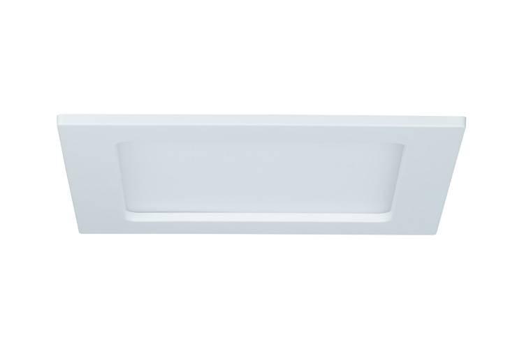 Paulmann Einbaupanel LED eckig 12W 2700K Weiß