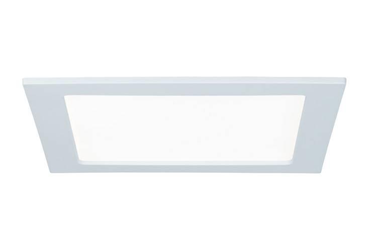 Paulmann Einbaupanel LED eckig 18W 4000K Weiß