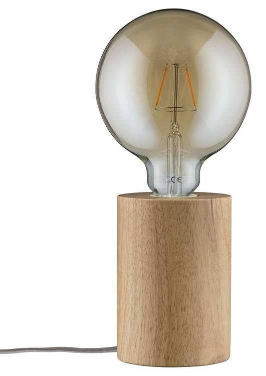 Paulmann Neordic Talin Tischleuchte max.1x20W E27 Holz 230V Holz