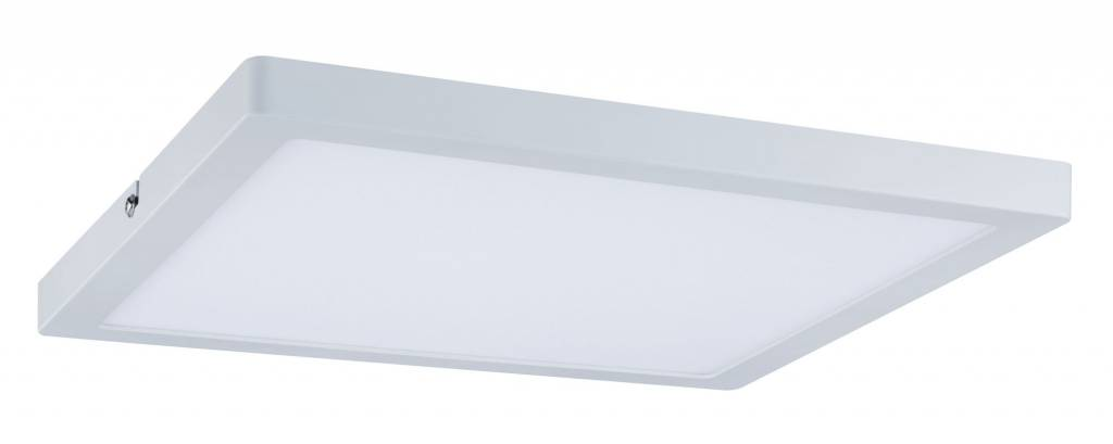 Paulmann WallCeiling Atria LED-Panel 300x300mm 24W Weiß matt 230V Kunststoff