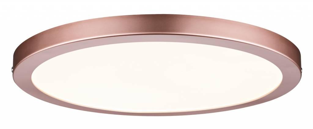 Paulmann WallCeiling Atria LED-Panel 300mm 22W Rosegold 230V Kunststoff
