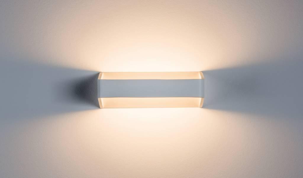 Paulmann Wall Ceiling Bar WL LED 1x5,5W Weiß 230V Alu