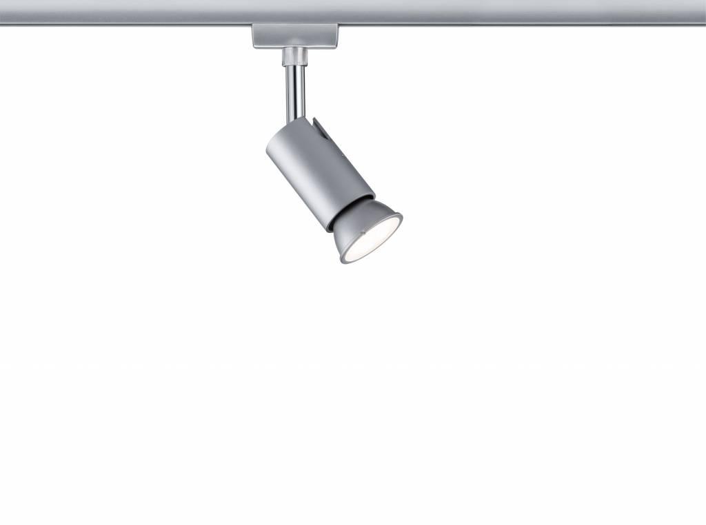 Paulmann URail System Spot Pure I max. 1x10W GU10 Chrom matt/Chrom 230V Metall