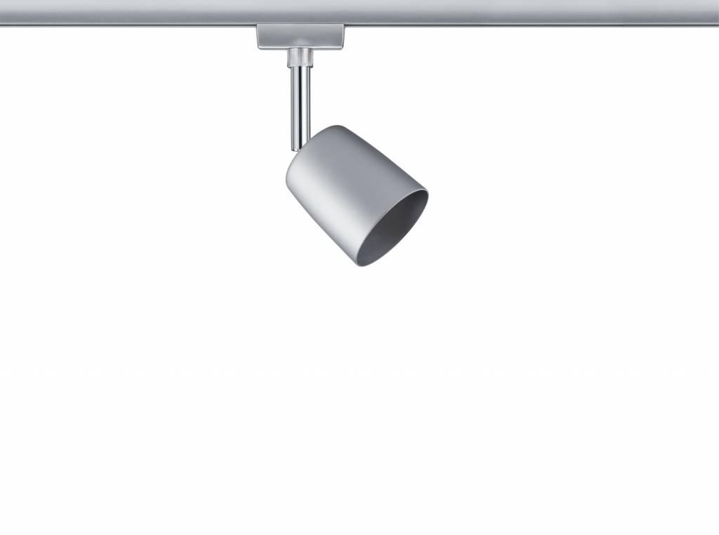 Paulmann URail System Spot Cover max. 1x10W GU10 Chrom matt/Chrom 230V Metall