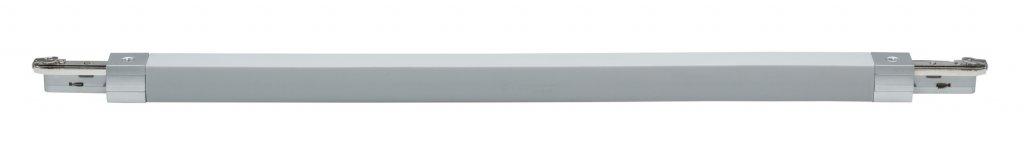 Paulmann URail System Verbinder Maxiflex max. 1000W Chrom matt 230V Kunststoff
