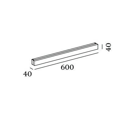 WEVER & DUCRÉ MIRBI long 2.0 LED