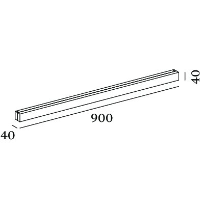 WEVER & DUCRÉ MIRBI long 3.0 LED