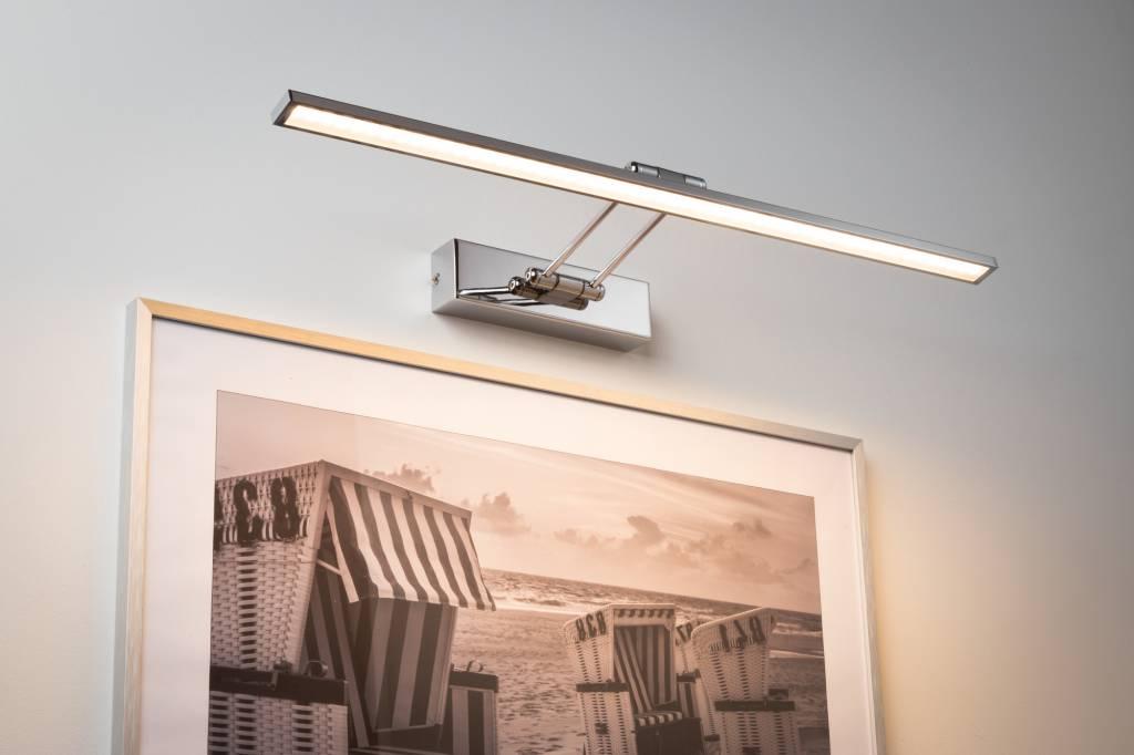 Paulmann Galeria Bilderleuchte LED Beam Sixty 11W Chrom