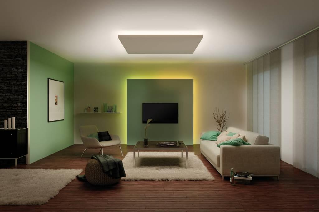 Paulmann MaxLED RGBW Basisset beschichtet 3m 36W mit Farbwechselfunktion