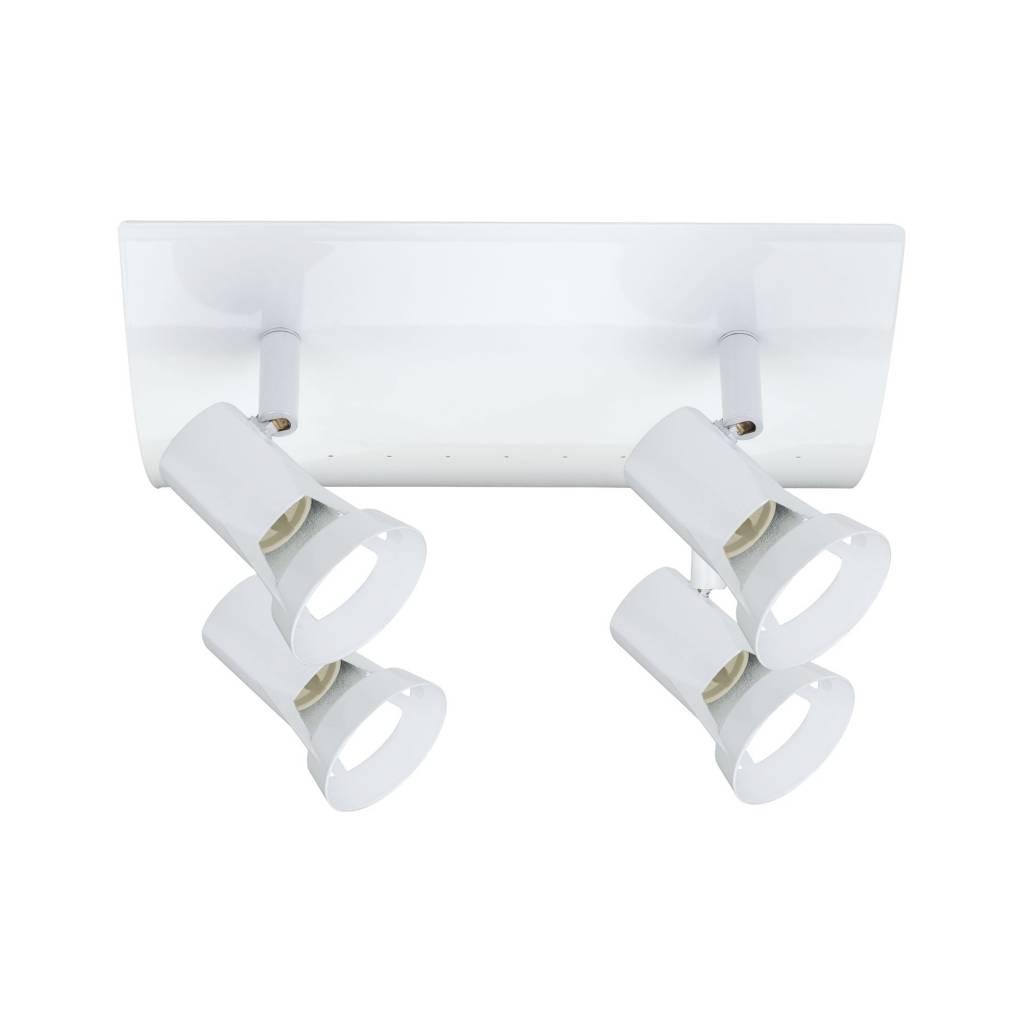 Paulmann Spotlight Teja max 4x10W GU10 Weiß