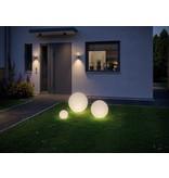 Paulmann Plug & Shine Lichtobjekt Globe IP67 3000K 24V Durchmesser 50cm