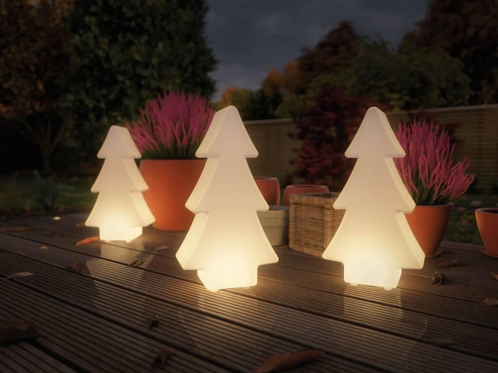 Paulmann Plug & Shine Lichtobjekt Tree IP67 3000K 24V
