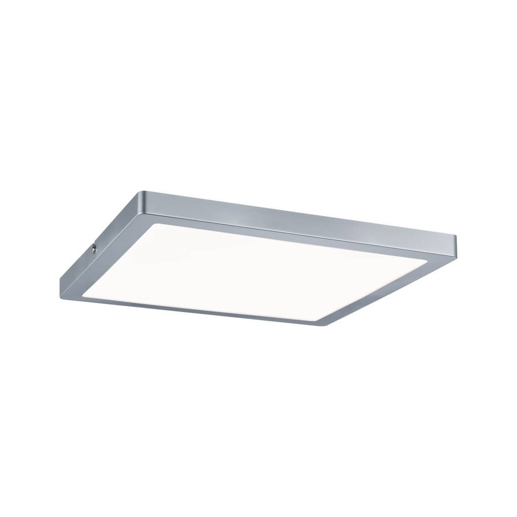 Paulmann Atria LED Panel eckig 20W Chrom matt