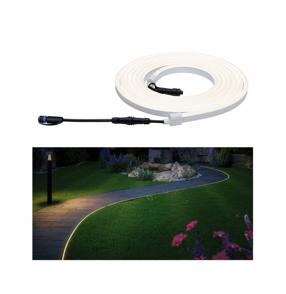 Paulmann Outdoor Plug&Shine flexible Neon Stripe