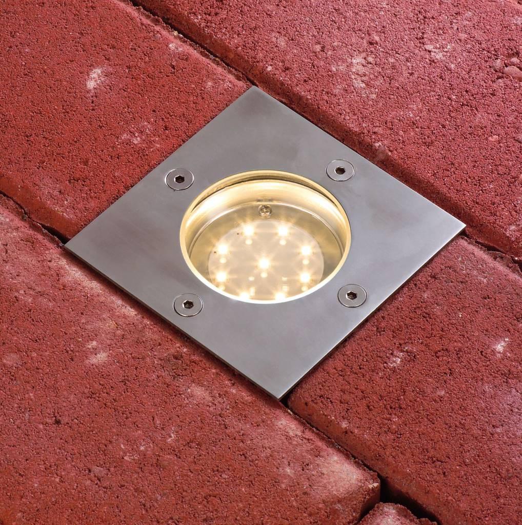 Paulmann Outd Plug & Shine floor downlight IP65