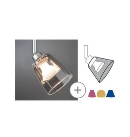 Paulmann DecoSystems Schirm Facetto max. 50W Klar Glas