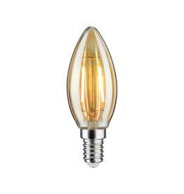 Paulmann LED Vintage Kerze 2W E14 230V Gold1700K