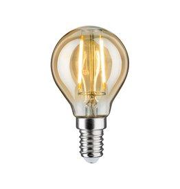 Paulmann LED Vintage Tropfen 2W E14 230V Gold1700K