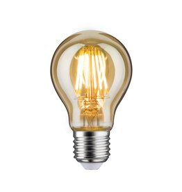 Paulmann LED Vintage AGL 6W E27 230V GoldDimmbar 1700K