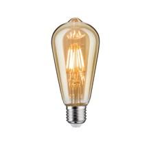 LED Vintage Rustika 6W E27 230V GoldDimmbar 1700K