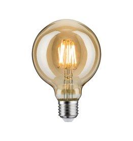 Paulmann LED Vintage Globe 95 6W E27 230V GoldDimmbar 1700K