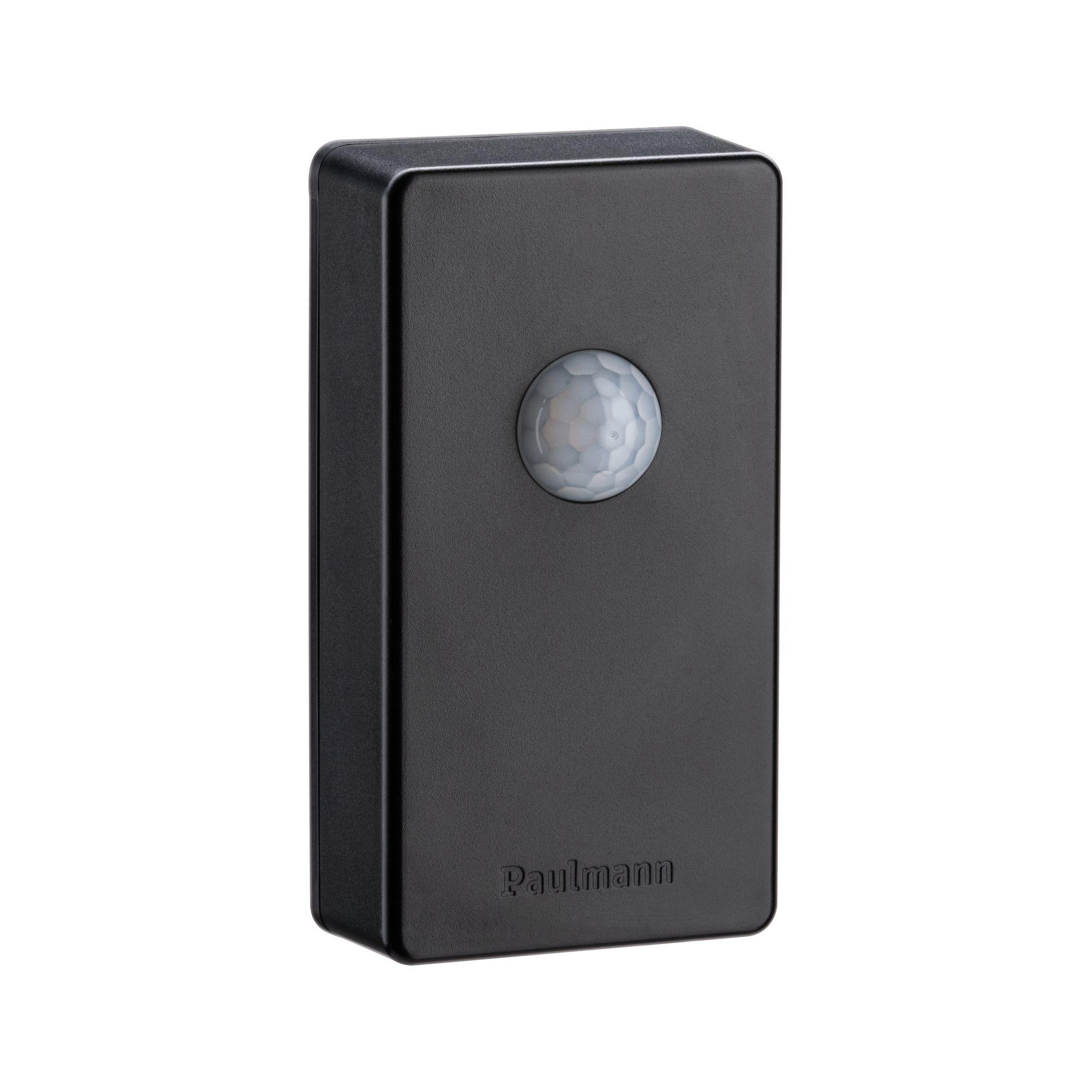 Paulmann Plug & Shine Zigbee Funksteuerung IP44 Dämmerungssensor/Bewegungsmelder