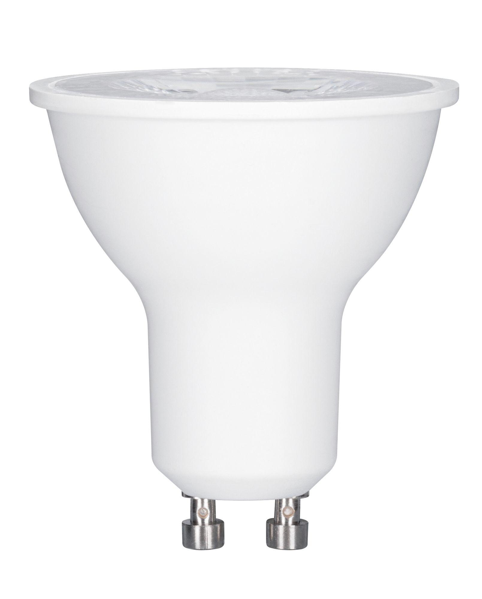 Paulmann LED 6 Watt GU10 1.800 - 3.000K dim to warm