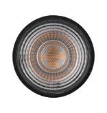 Paulmann LED Reflektor 7 Watt Schwarz matt GU10 2.700K Warmweiß