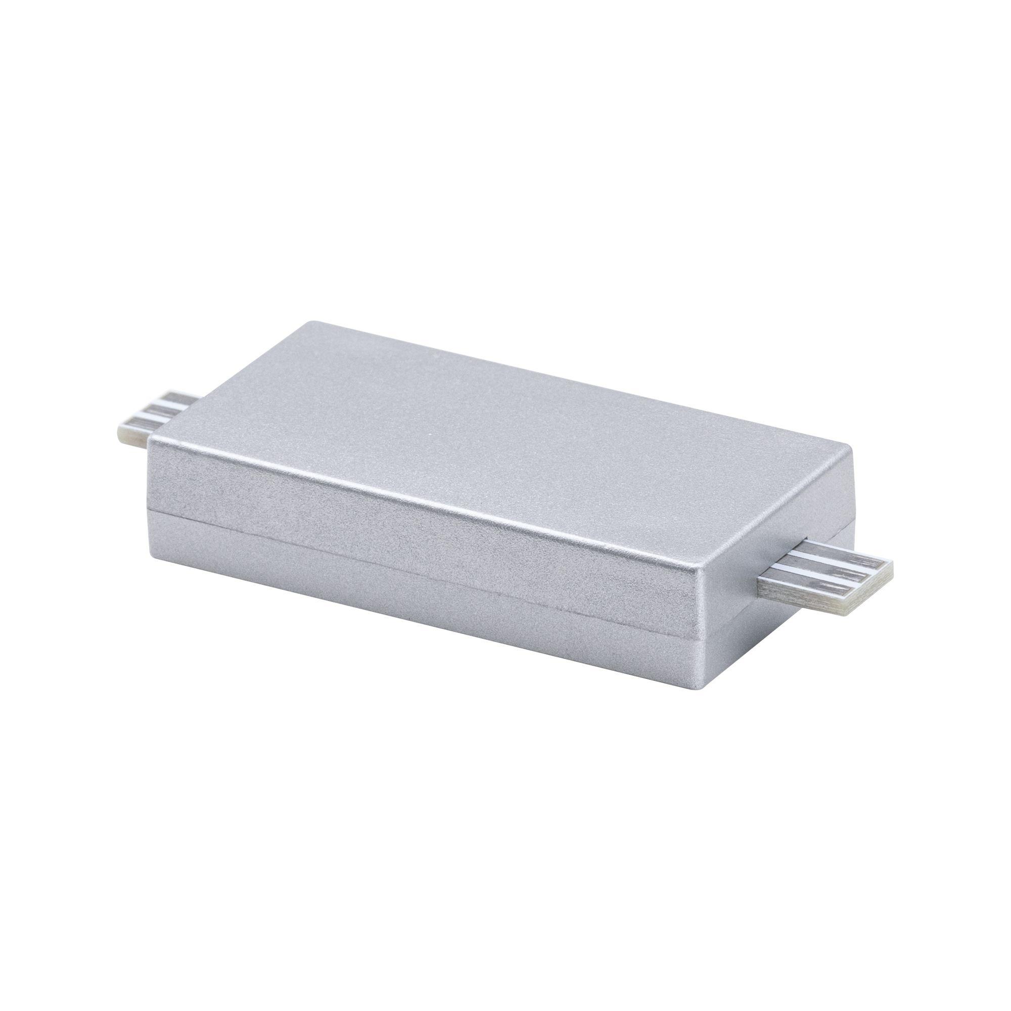 Paulmann Möbelleuchten Clever Connect Linien-Verbinder Barre Chrom matt 12V