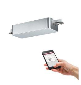 Paulmann SmartHome Zigbee URail Dimm/Switch Chrom matt max. 400W An/Aus/Dimmen